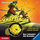 Die Schatzjäger 04. Das Schwert des Kaisers von Fabian Lenk (2011)