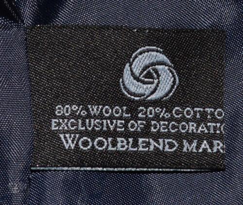 JL18 Kids Boy//Girl Navy Blue Wool Peacoat Jacket Sizes Toddler to Teens