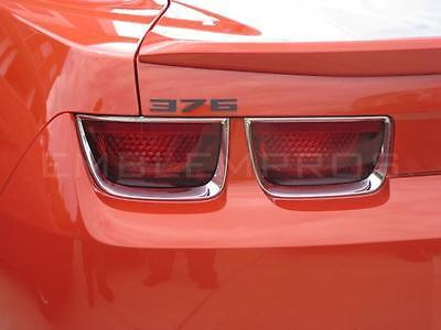2010-2015 Camaro LS3 Tag Laser-cut Brushed Composite
