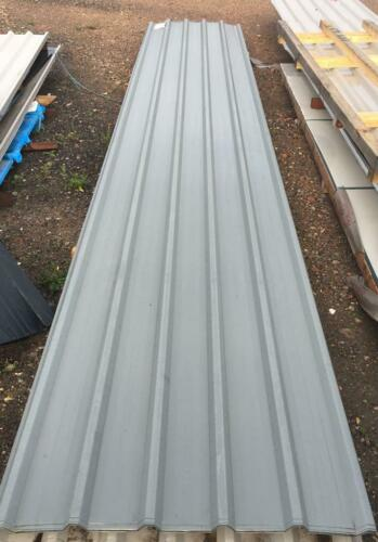 etc. roofing sheets Box Profile Corrugated GRP