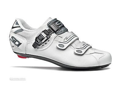 EE Sidi Genius 7 Carbon MEGA Cycling Shoes Shadow Black 40