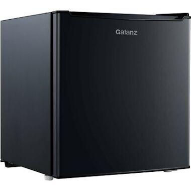 Galanz GL17BK 1.7 Cu Ft Single Door Mini Fridge