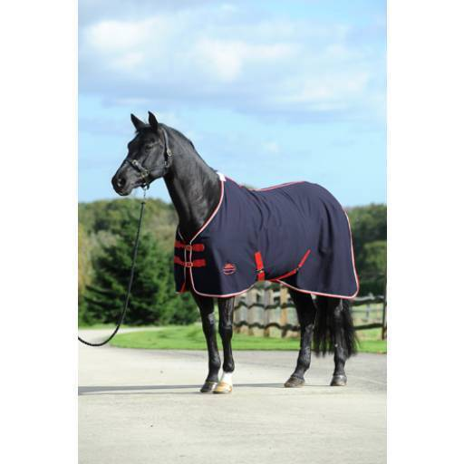 WEATHERBEETA Cotton Summer Show Sheet Travel Stable Cooler Horse Sheet Rug