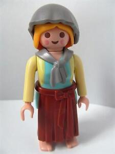 Playmobil farm/castle/we<wbr/>stern/Victoria<wbr/>n dollshouse: Lady figure/maid NEW