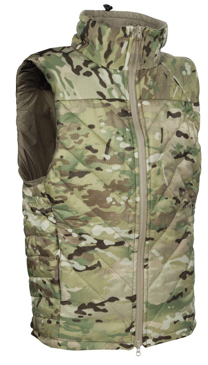 Snugpak sv3 outdoor ocio chaleco multicam camuflaje XL Xlarge