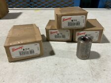 "One 1 NOS Browning CS18K Set Screw Sleeve Coupling 1-1//8/"" Bore 2-1//8/"" OD"