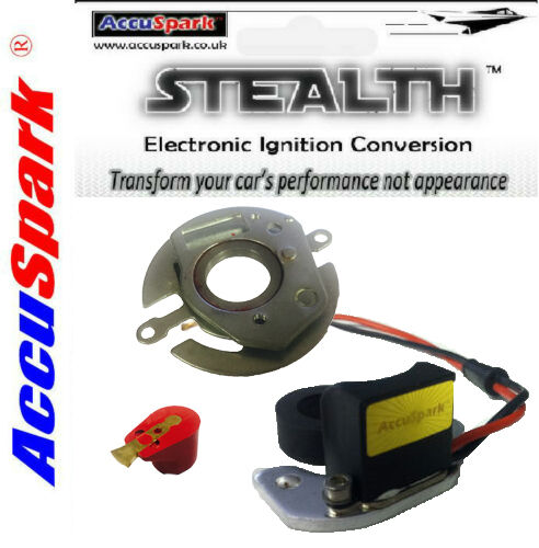 Sherpa 2.0 Accuspark®Electronic ignition Kit8