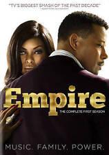 Empire: Season One (DVD, 2015, 4-Disc Set)