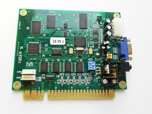 Horizontal-Multicade-Arcade-Multigame-Jamma-PCB-Board-19in1-for-Video-Game-AC732
