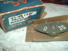 1947 48 Chevrolet Truck Ammeter Nos