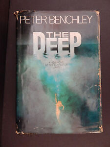 THE-DEEP-Peter-Benchley-SIGNED-by-author-FIRST-EDITION