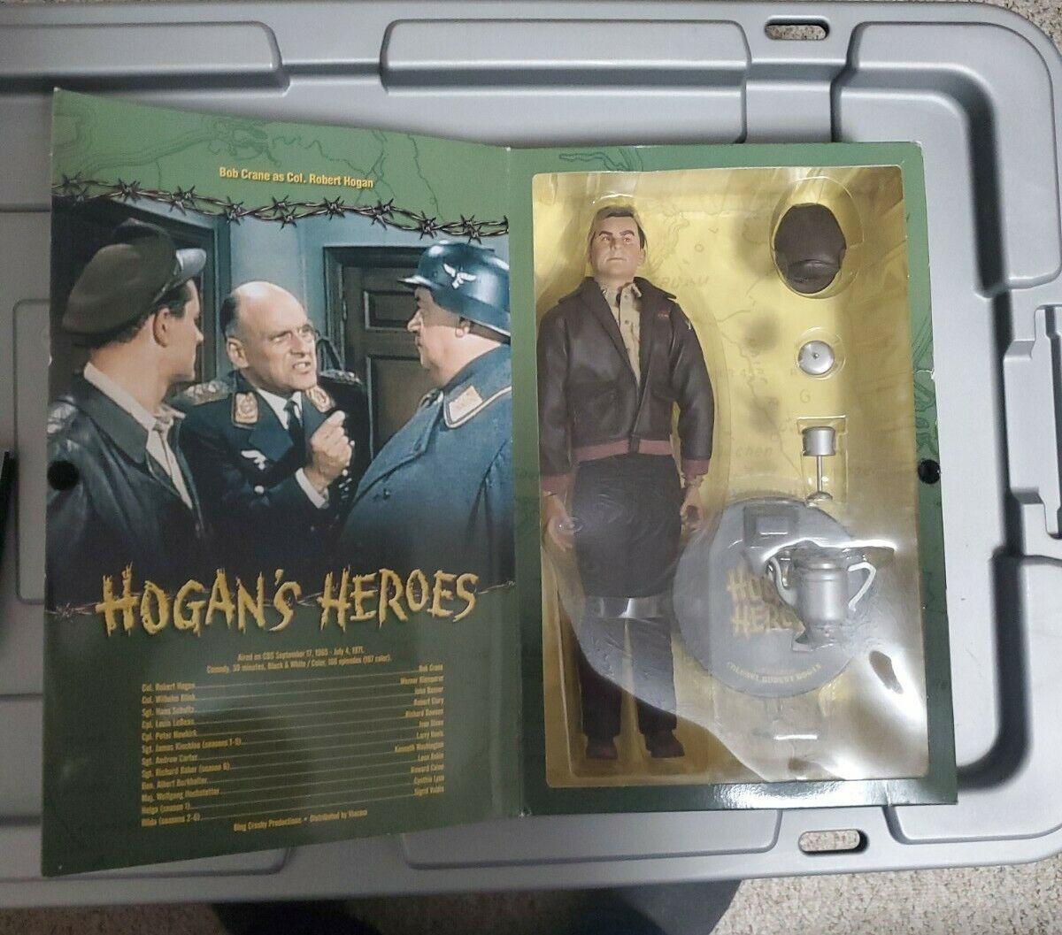 "Sideshow Hogan's Heroes Col. Robert Hogan (12"" Figure) on eBay thumbnail"