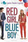 Red Girl, Blue Boy: An If Only Novel by Lauren Baratz-Logsted (Hardback, 2016)