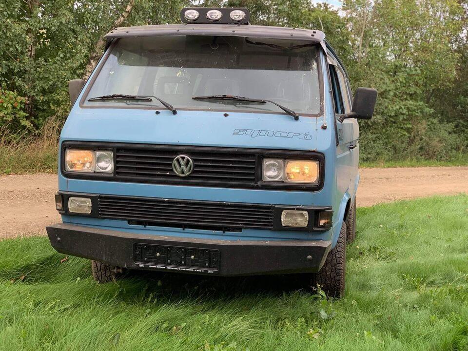 VW T3, 2,0 Westfalia, Benzin