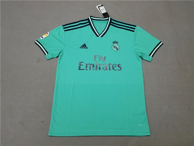 Real Madrid  3RD Kit 19 20 Iliga Parche peligro al otro jugador Talla S a 2XL  precios bajos todos los dias
