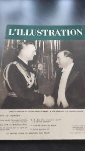 Rivista-per-Lettera-Settimanale-ILLUSTRAZIONE-N-4998-Accordo-1938