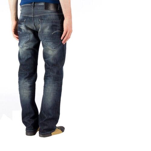 G-Star Raw new radar loose Pantalon Bas Fit Dark Aged Denim Workwear style jeans