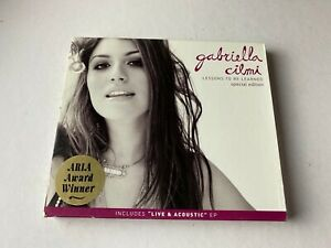 Gabriella-Cilmi-Lessons-To-Be-Learned-2CD-22-tracks-like-new