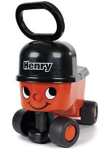 HENRY-SIT-N-039-PROMENADE-BEBE-MARCHEUR-amp-RIDE-ON-NOUVEAU-ASPIRATEUR-EN-BOITE