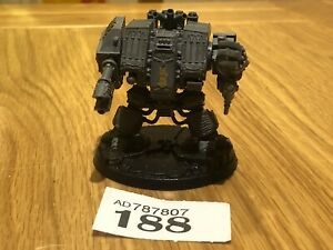 188-WARHAMMER-40K-SPACE-MARINES-IRON-HANDS-BRASS-ETCH-ARMY-VENERABLE-DREADNOUGHT