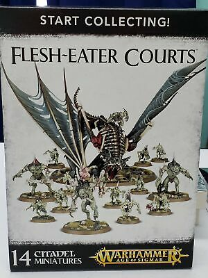 Flesh-Eater Courts Warhammer Age of Sigmar Start Collecting