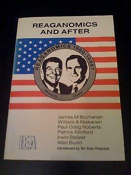 Reaganomics and After-ExLibrary