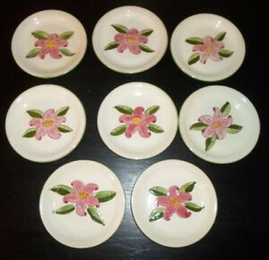 8-Stangl-Pottery-PRELUDE-5-034-Coasters