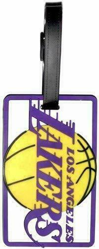 aminco Chicago Bulls NBA Soft Luggage Bag Tag