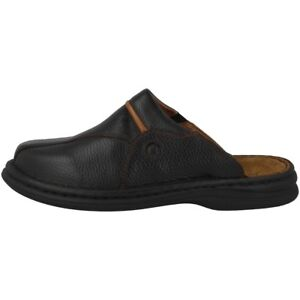 Pantofola Josef 26 Black 611 Klstampa Zoccoli Ciabatte Seibel Scarpe 10999 rqXwRr8