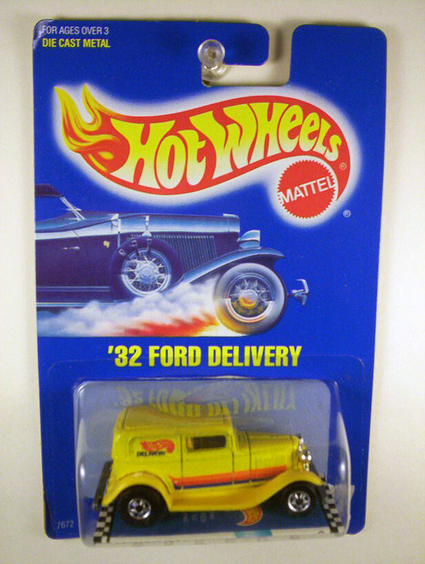 Hot Wheels Ford Delivery - RARE