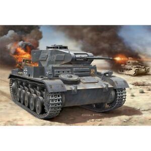 Revell-1-76-Pzkpfw-Ii-Ausf-f-Ausf-176-Model-Kit-Rv03229