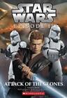 Star Wars Episode II: Attack of the Clones: Novelization von Patricia C. Wrede (2002, Taschenbuch)