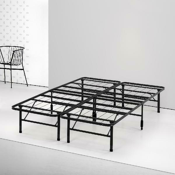 Bed Frame Sy Metal Mattress Base