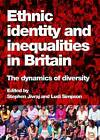 Ethnic Identity and Inequalities in Britain: The Dynamics of Diversity by Policy Press (Paperback, 2015)