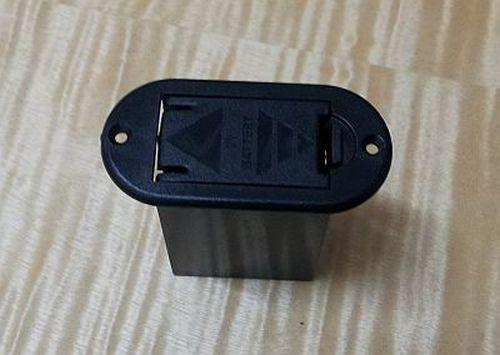 Battery Box 9V Block Batterie Halter 9 Volt, Batteriefach