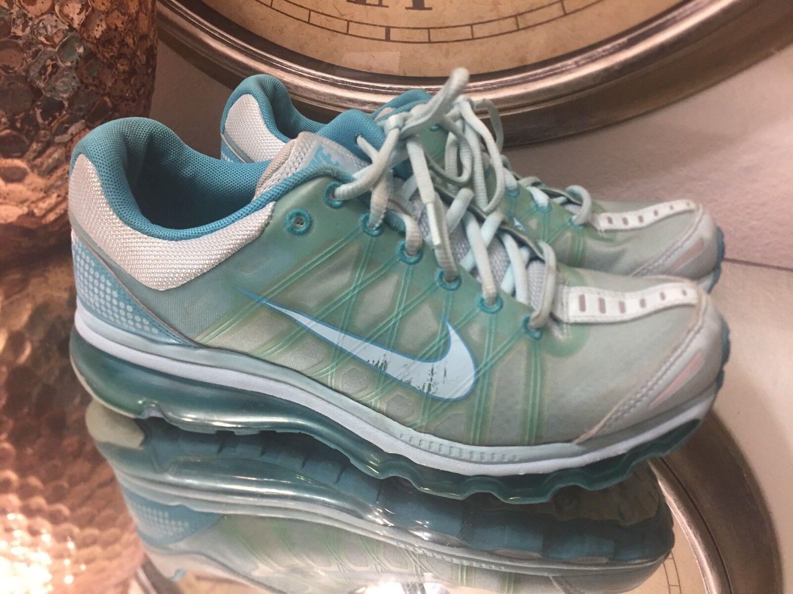 Le scarpe nike air max max max 2009 multiColoreeee donne noi misura 8,5 | Vinci molto apprezzato  | Uomo/Donna Scarpa  4b1400