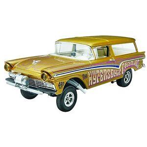 Revell-039-57-Ford-Gasser-Wagon-2-039-n-1-1-25-scale-model-car-kit-new-4396
