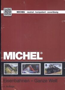Michel-Railways-Ganze-Welt-4-Edition-2018-New