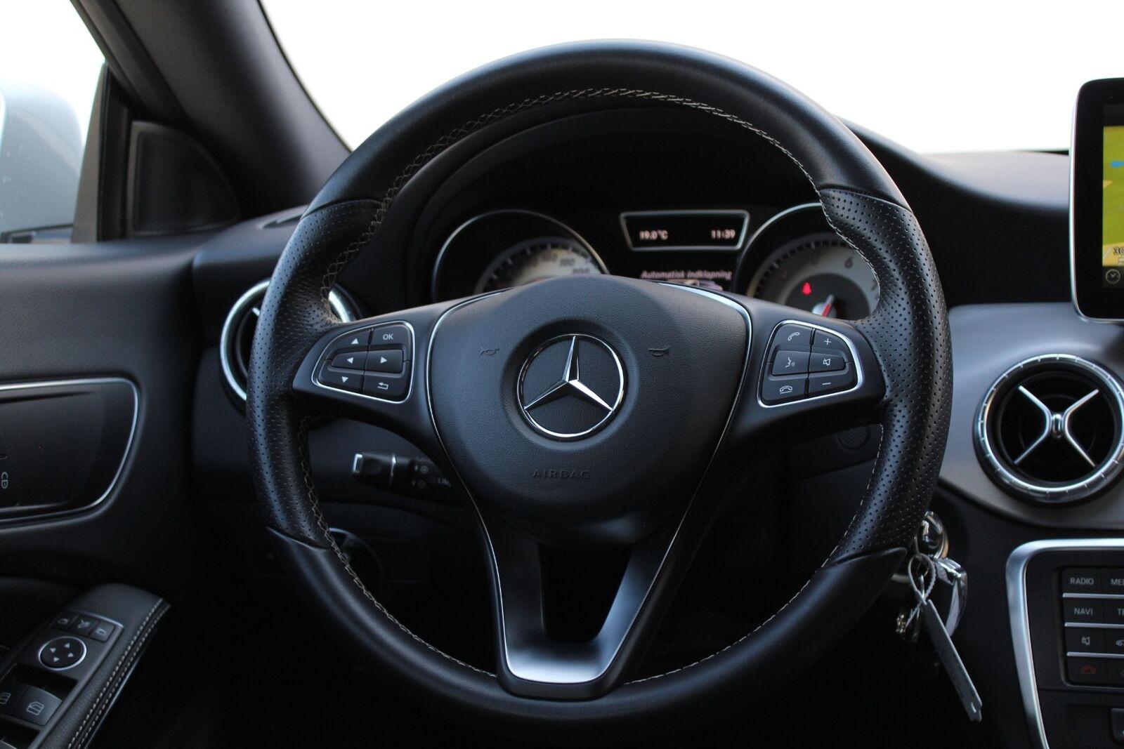 Mercedes CLA200 1,6 Shooting Brake - billede 10