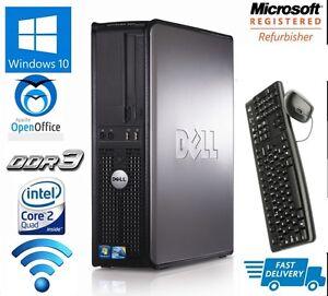 DELL-Desktop-Tower-PC-Intel-Quad-Core-CPU-1-To-HD-16-Go-RAM-Wi-Fi-Windows-10