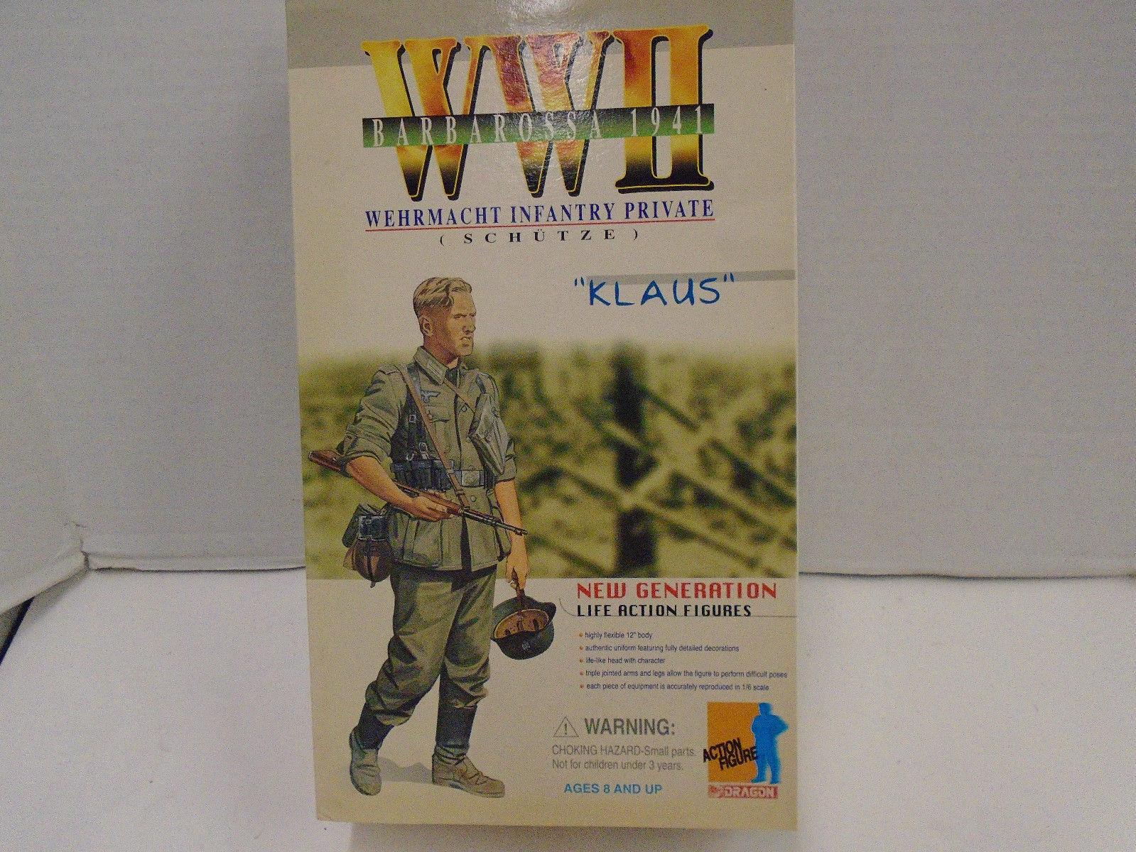Drachen bis 6 des zweiten weltkriegs deutsche wehrmacht infanterie private klaus