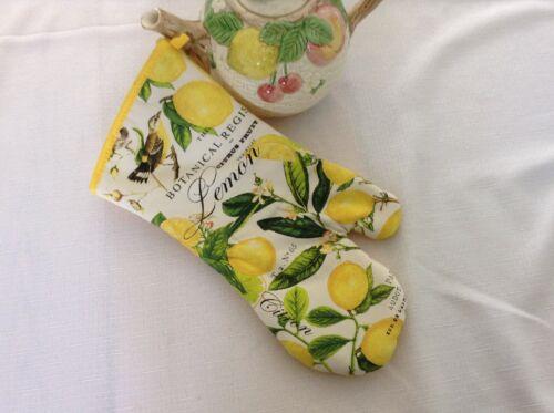 Michel Design Works Pot Holders Lemon Basil