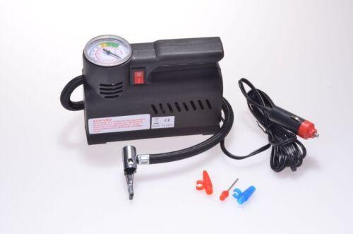 COMPRESSORE aria compressore pompa aria pompa ad aria mini compressore 12v//8bar