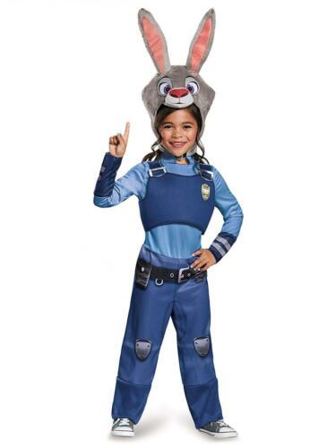 Disney Zootopia Judy Hopps Girls/' Costume