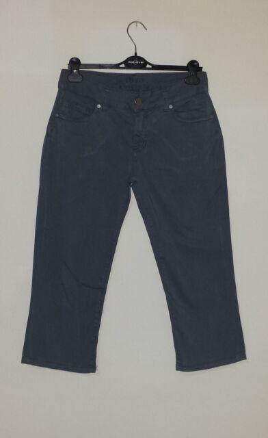 Pantaloni tre quarti pinocchietto LiuJo donna, colore grigio, taglia 44