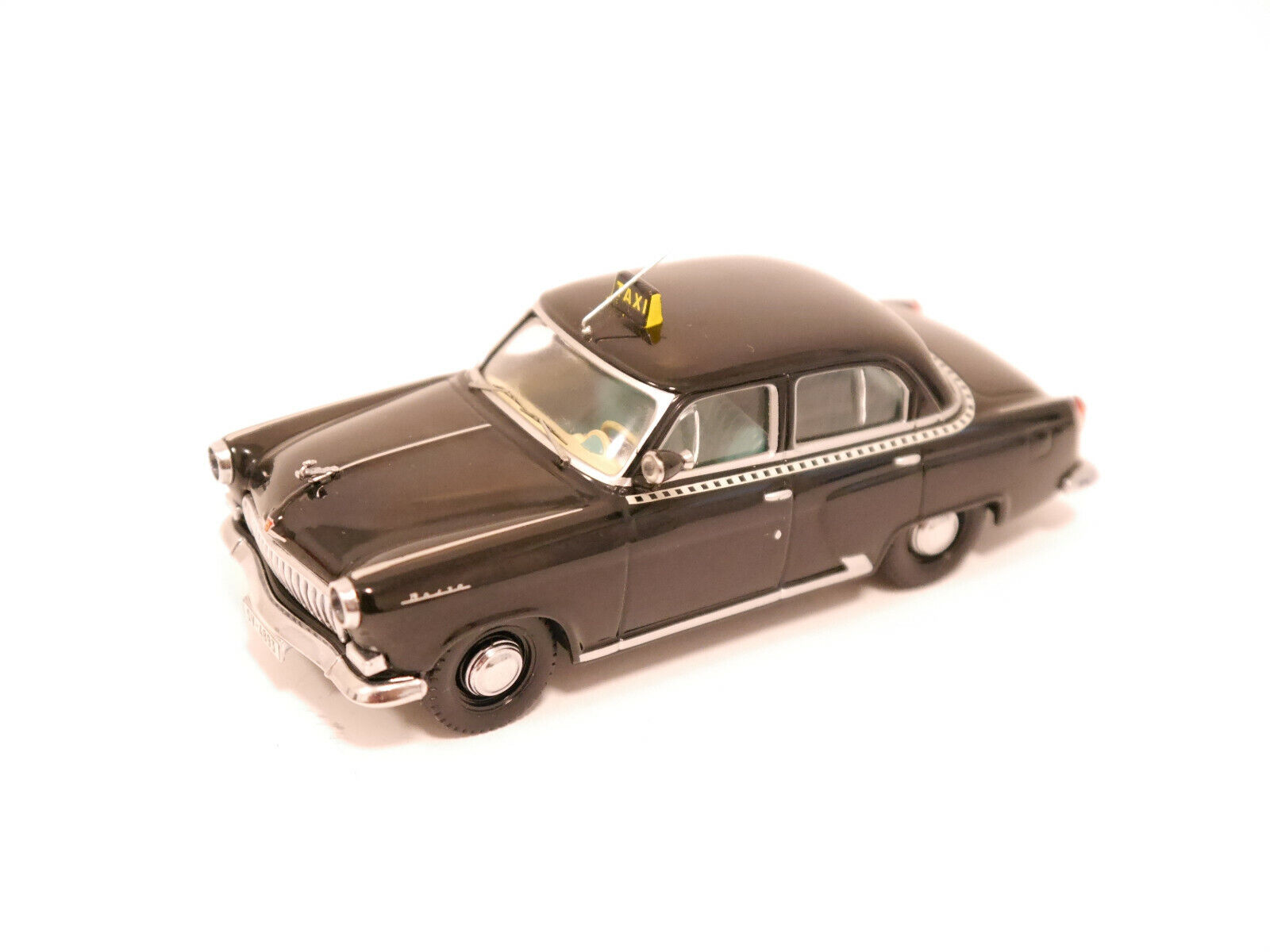 WOLGA GAS Volga GAZ M 21 TAXI taxa Prag Prague Praha, IXO in 1 43 UdSSR USSR DDR