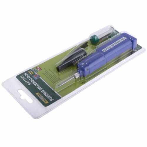 ZD-20D Batterielötkolben Kabellos 4,5V 8W 3xAA-Batterien Zhongdi Original 360ﹾC