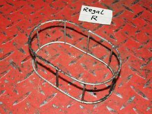 Luftfilter Käfig Halter air cleaner filter case  Ducati 125 Regolarita Six Days