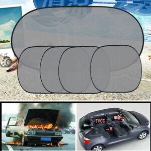 5 sonnenschutz auto baby uv schutz sonnenblende kinder seitenfenster sunshade 01 ebay. Black Bedroom Furniture Sets. Home Design Ideas