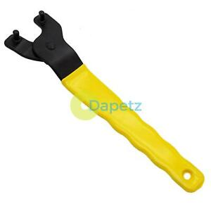 Adjustable-Angle-Grinder-Key-Pin-Spanner-Plastic-Handle-Pin-Wrench-Y-Type-Wrench